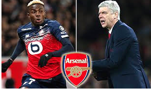 Why I Rejected Arsenal Move – Victor Osimhen