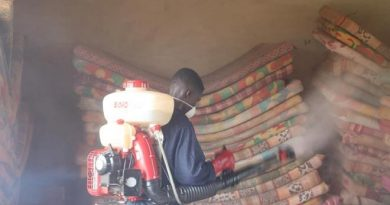 Zoomlion Fumigates More High Schools In Ashanti In National Exercise Against Bedbugs