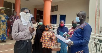 A/R: Old Tafo Municipal Assembly Disburses DACF To Persons With Disabilities