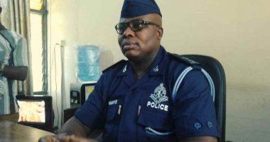 A/R: Police Begin Enforcement Of Nose Masks Directive