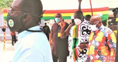 Akufo-Addo Welcomes Asantehene's Response To Request For Land For KATH Projects