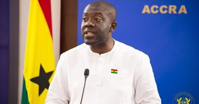 Cabinet Considering Community Sentencing Policy To Decongest Prisons – Oppong Nkrumah