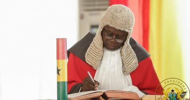 CJ Order Courts To Sit On Holidays, Weekends On Cases Involving Personal Liberty