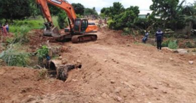 Construction Of Abusuakruwa-Agogoso Link Road Takes Shape
