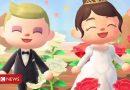 Coronavirus: Virtual marriage on Animal Crossing