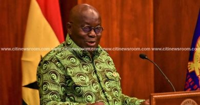 Covid-19: 10,000 Nose Masks, Cash Coming To Boost NCCE – Akufo-Addo