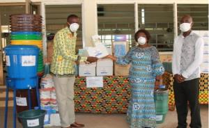 COVID-19: VRA Donates To 5 Districts And Akwumu Traditional Council