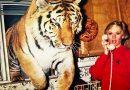 Dakota Johnson Says Her Grandma Tippi Hedren Once Owned 60 Wild Cats