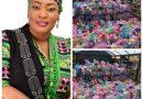 Deputy MASLOC CEO Abibata Donates To Muslims, Christians In Yendi