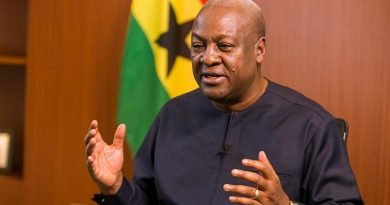 Develop Telemedicine Tools To Boost Healthcare System — Mahama