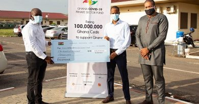 DreamOval Provides Gh¢100,000 Worth Of Technology Services to Ghana COVID-19 Private Sector Fund