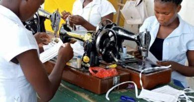 Ejura Sekyedumase MP Hon. Alhaji Bawah Braimah Engages Local Tailors And Seamstresses To Sew 12,000 Nose Masks