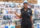 Female Peacekeepers Are Role Models—Sandra Amissah From Ghana, Serving In Darfur