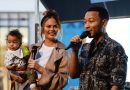 Inside Chrissy Teigen and John Legend's Son Miles's Birthday Party: Elmo Balloon Sculptures and Reptiles