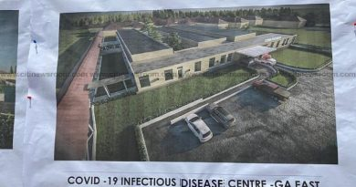 Institute Of Surveyors Supports Construction Of Infectious Disease Centre