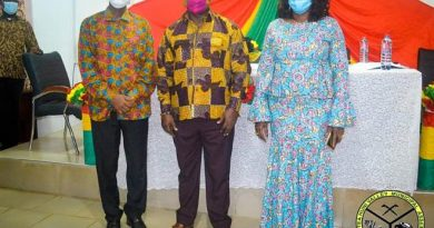 Isaac Dasmani Confirmed MCE For Prestea Huni-valley Assembly