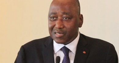 Ivory Coast Fly Prime Minister To France For Treatment