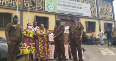 Kumasi Central Prisons Calls For Decongestion
