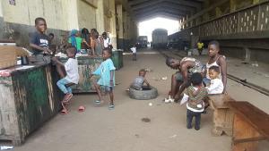 Kumasi Railway Subin Tunnel Now A Den Of Criminals