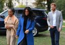 Meghan Markle, Prince Harry, and Archie Spent Mother's Day With Her Mom Doria Ragland in Los Angeles