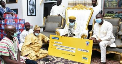 MTN Donate Towards Ramadan