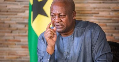 My Vision Is To Address Your Issues – Mahama To Ghanaians