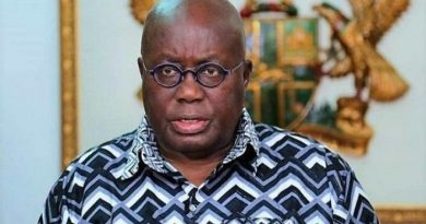 NDC Youth Pooh-Poohs Akufo-Addo's GHC600m Stimulus Package