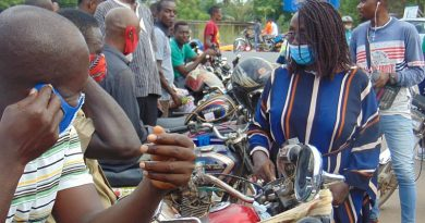 Over 8000 people has benefited from free distribution of nose masks in Ketu South constituency