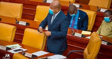 Release MPs COVID-19 Test Results; Many World Leaders Didn't Hide Their Results – Ablakwa To Parliament