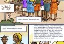 Stratcomm Africa Introduces Cartoon Series To Help Fight The COVID -19  Pandemic