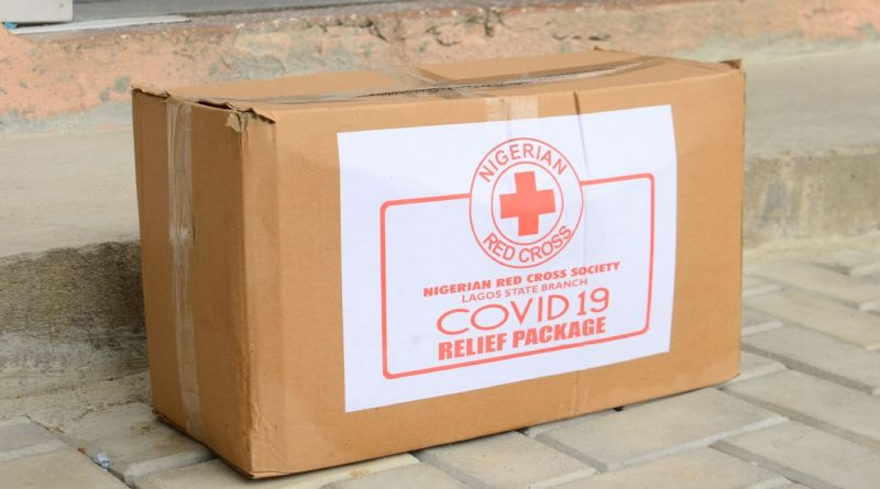 Super Eagles footballers do their part in Nigeria's coronavirus relief efforts