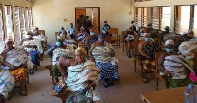 Techiman Queenmothers Schooled On COVID-19 Prevention