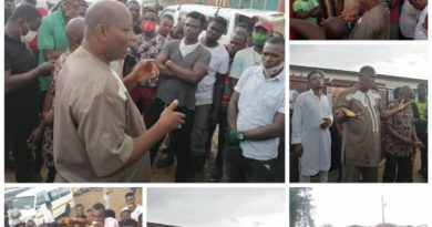 'Trotro' Drivers Solicit Help From Ashaiman NPP Parliamentary Candidate To Stop City Authorities