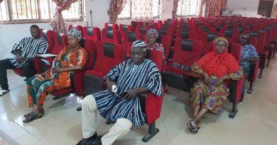 VRA/NEDCO Committee Meets Damongo Youth Over Dumsor