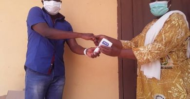 West Gonja Assembly Augments Effort Of GHS To Combat COVID-19