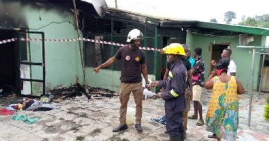 3 Kids Die In Bibiani Deadly Fire