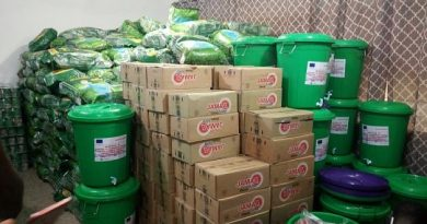 8 Districts In Upper East Benefit From ActionAid COVID-19 Response Package