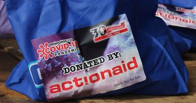 ActionAid Ghana Launches Second Phase Of COVID-19 Response With Distribution Of Relief Items
