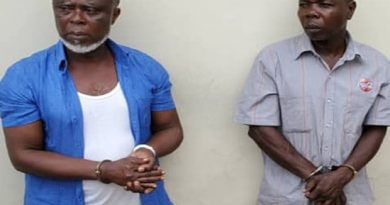 Alajo Coup Plotters 'Cry' Over Bail Amount