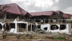Arrest Lands Commission Officials Over Demolition Of Nigeria Mission's Building – Citi Fm's Samens