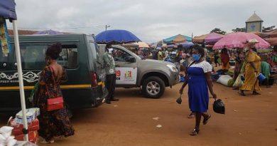 Atiwa East NCCE Holds Sensitisation On COVID-19