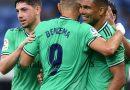 Benzema backheel better than Guti's – Zidane