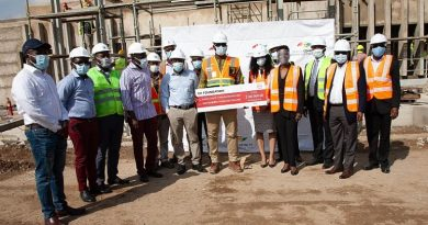 CH Group Foundation Donates $100,000 To Ghana Covid-19 Private Sector Fund