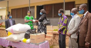 COVID 19: CSUC To The Aid Of Kumasi Prisons And Children's Home