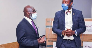 COVID-19 Fight: Ministry Of Health Receives 35,000 Surgical Masks From AstraZeneca