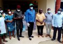 Covid-19: NDC Donates PPE To Hospitals In Abuakwa North