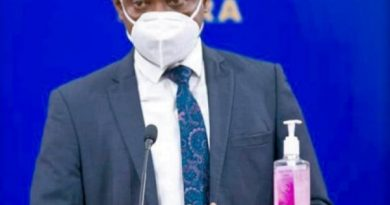 COVID-19: We're Not Massaging Death Figures – GHS