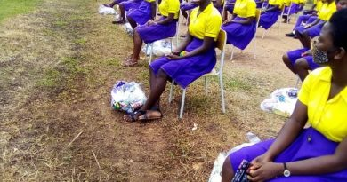 Dormaa East: Over 1,200 Students Receive COVID-19 Relief Items