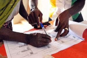 Ec Machines In Western Region Failed To Work On 2nd Day Of The Pilot Exercise