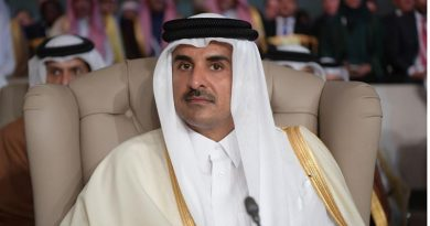 Emir Of Qatar, His Higness Sheikh Tamim Bin Hamad Al-Thani Addressed The World Vaccine Summit 2020 In London, Via Video Conference